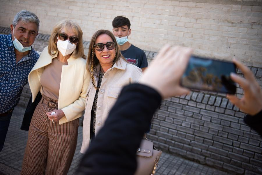 Visita al Prado