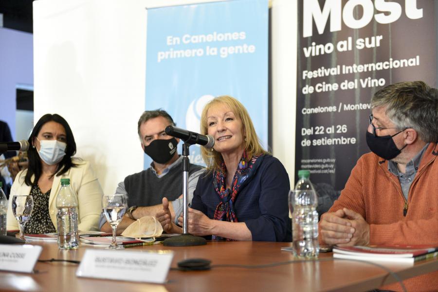Lanzamiento MOST - Vino al Sur Festival Internacional de Cine del Vino