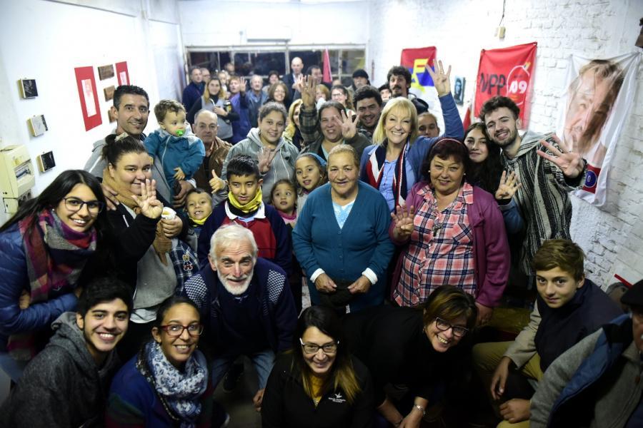Comité del MPP en Cerrillos