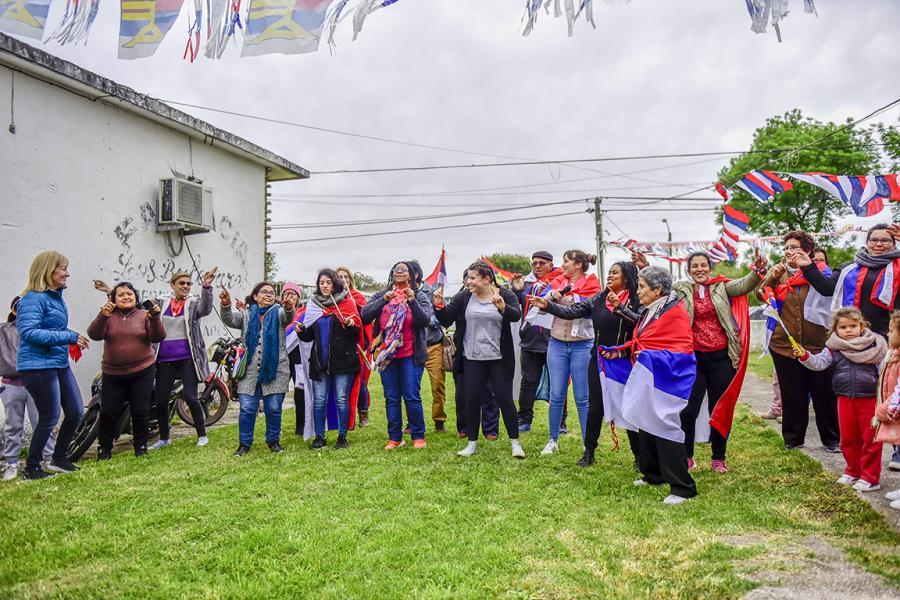 Comité Lucio Chasquet-Los Bulevares