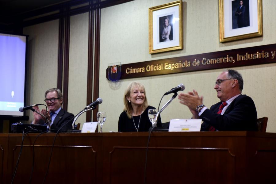 DESAYUNOS DE CONSULTA de la Cámara Oficial Española de Comercio, Industria y Navegación de Uruguay