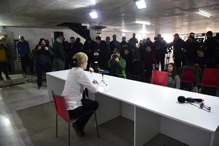 Conferencia de prensa