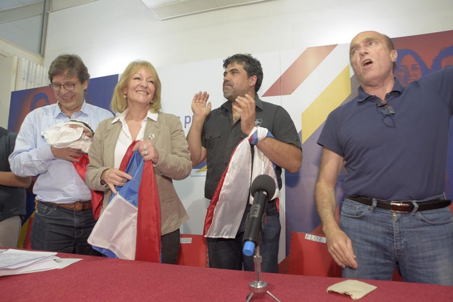 Plenario Nacional del Frente Amplio