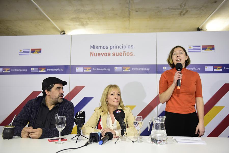 Conferencia de prensa: Cosse-Andrade
