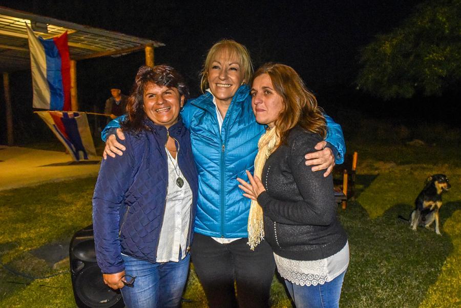 Charla con vecinas y vecinos de El Colorado