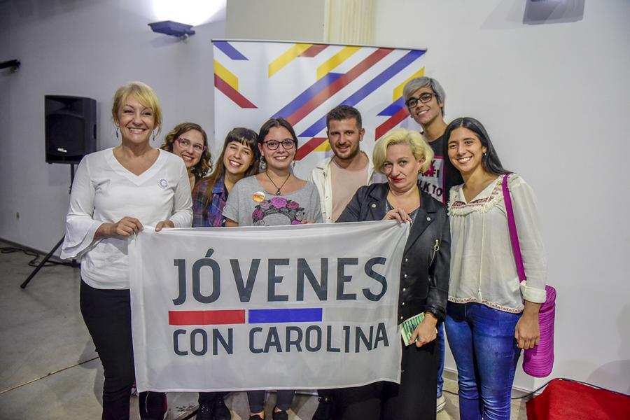 Encuentro con Gabriela Borrelli