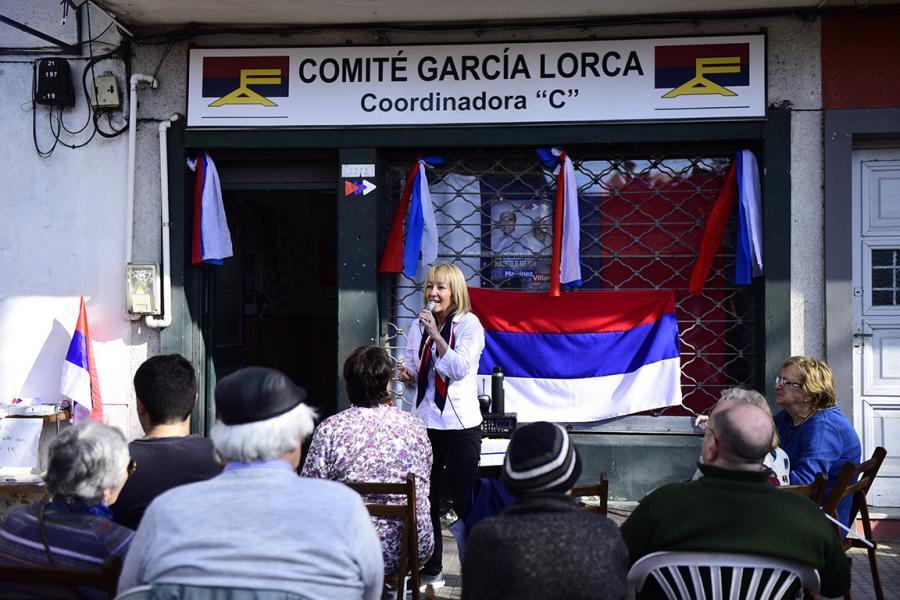 Comité Garcia Lorca