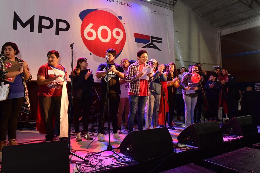 AGITE 609 en Las Piedras