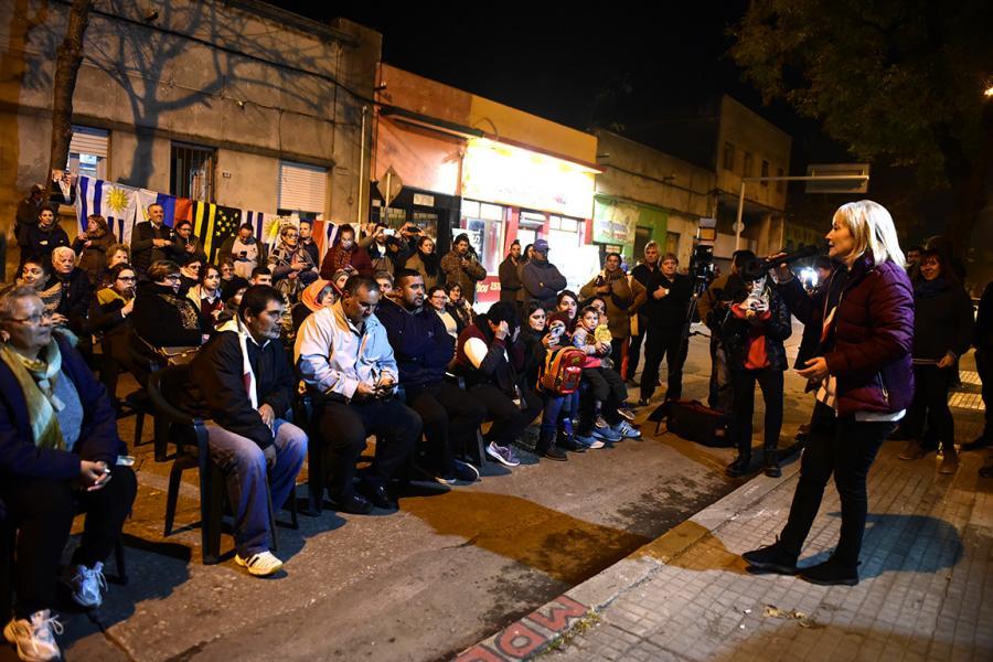 MPP inauguración local Cerro