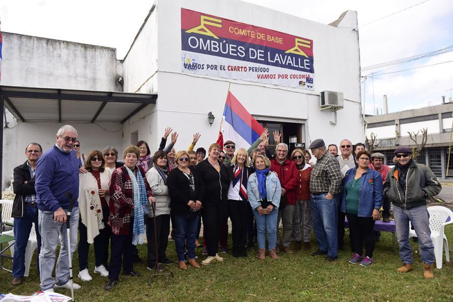 Comité Ombúes de Lavalle
