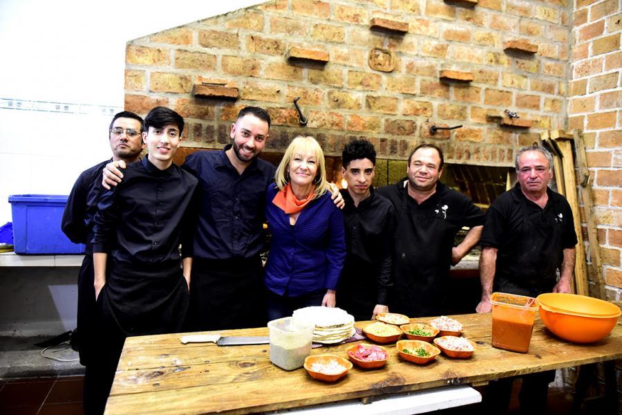 Pizza Amplia con Carolina Cosse y Óscar Andrade