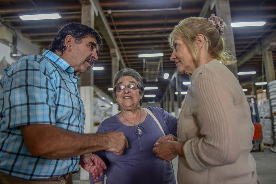 Recorrida por los municipios de: San Antonio, San Bautista, San Ramón y Santa Rosa