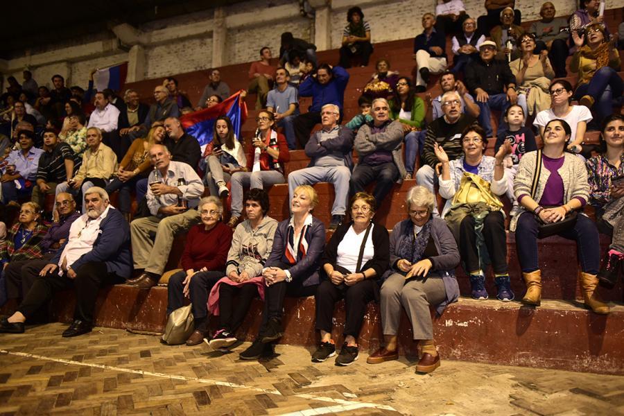 Acto en Tacuarembó