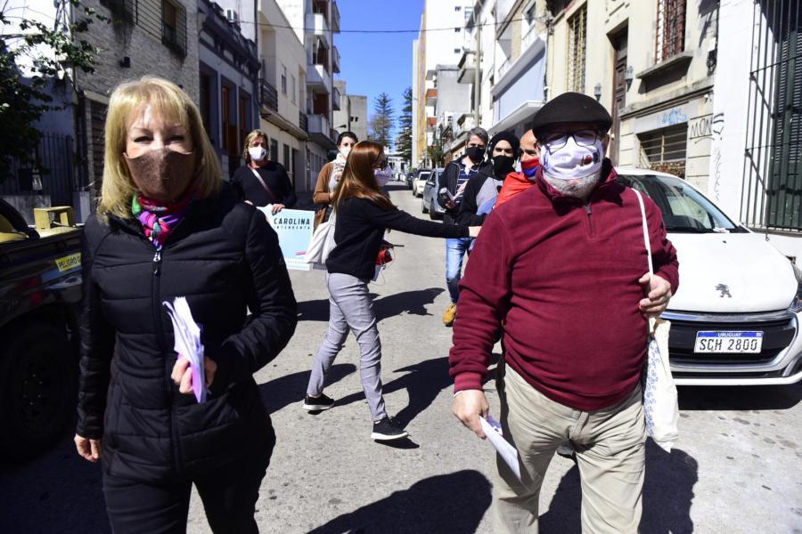 Feria Pocitos