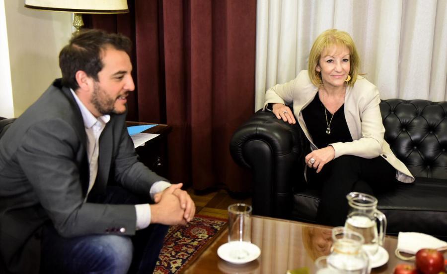 Reunión con Christian Di Candia