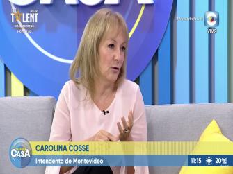 La Mañana en Casa / Entrevista a la intendenta de Montevideo: Carolina Cosse