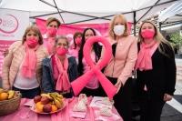 """""""Tejiendo Sororidad"""" en el marco del Día Mundial contra el Cáncer de Mama"""