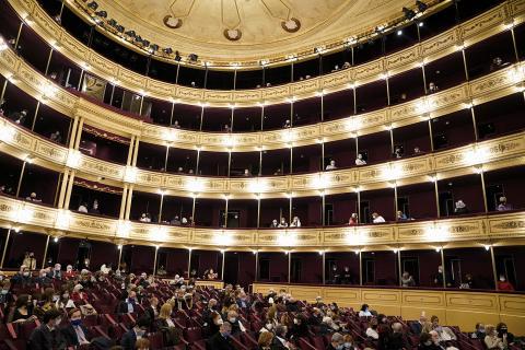 Concierto apertura Temporada 2021 de la  Orquesta Filarmónica de Montevideo