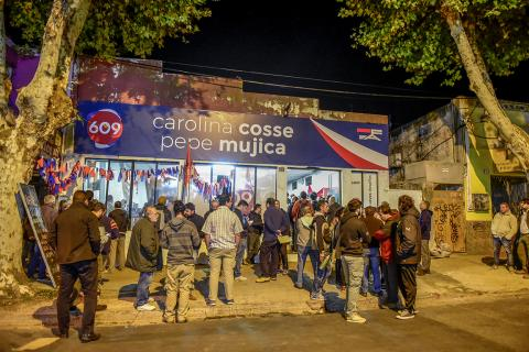 Inauguración local MPP en Las Piedras